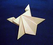 papierfalten origami basteln mit papier. Black Bedroom Furniture Sets. Home Design Ideas