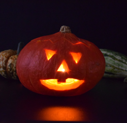 Halloween Party feiern