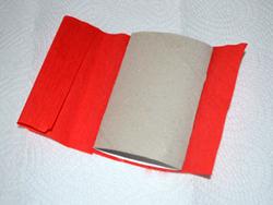 geschenkbox aus papprollen basteln geschenkverpackung. Black Bedroom Furniture Sets. Home Design Ideas