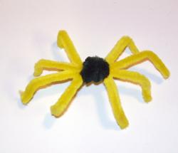 Spinne Aus Pfeifenputzer Basteln