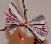 Geldgeschenke basteln und verpacken for Geldgeschenke jugendweihe selber basteln