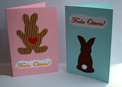 ostern osterkarten zum ausdrucken. Black Bedroom Furniture Sets. Home Design Ideas